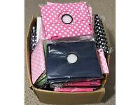 88 Leather 360 Cases for iPad 2/3/4 and iPad Mini / iPad Mini 2 - Job Lot Wholesale