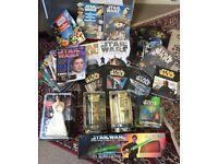 STAR WARS Collection - job lot!