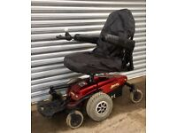 Small power chair - Pride Jazzy