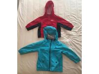 Boys 2-3 years old various jackets