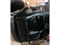 Osprey Farpoint 40 Black Backpack