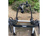 Thule 993 outway2 bike rack (lockable)