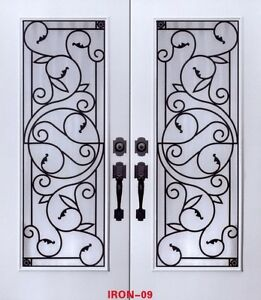 Wholesale Stained Glass Amp Wrought Iron Door Inserts