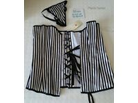 Ladies corset, with matching thong BNWT (1)