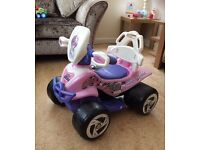 Need gone asap Pink electric quad