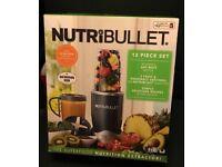 Brand New Nutribullet (Graphite)