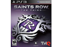 Saints Row The Third (PS3 Game) PlayStation 3