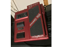 Digitech XP-100 Whammy Wah Guitar Pedal - 90s classic, rare and collectible