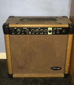 Big 40w Stagg Amplifier 40 AA R