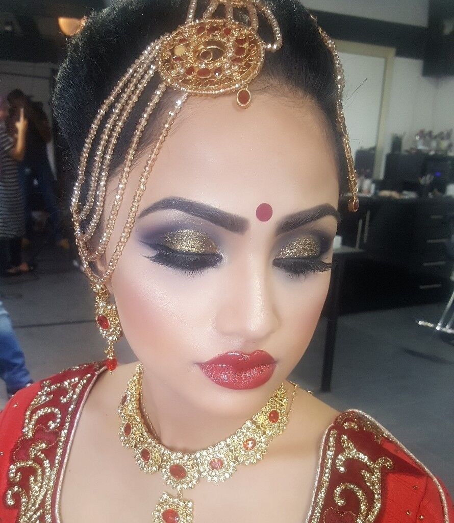 hair and makeup artist - nisha | in leicester, leicestershire | gumtree