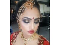 Hair and Makeup Artist - Nisha