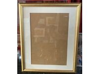 Gold Picture frame photo frame 5 Available - £20 each