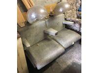 Retro Salon Seats