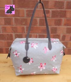 RADLEY 'Cloudsley' Large Compartment Oilskin Tote Bag - NEW - RRP: £89