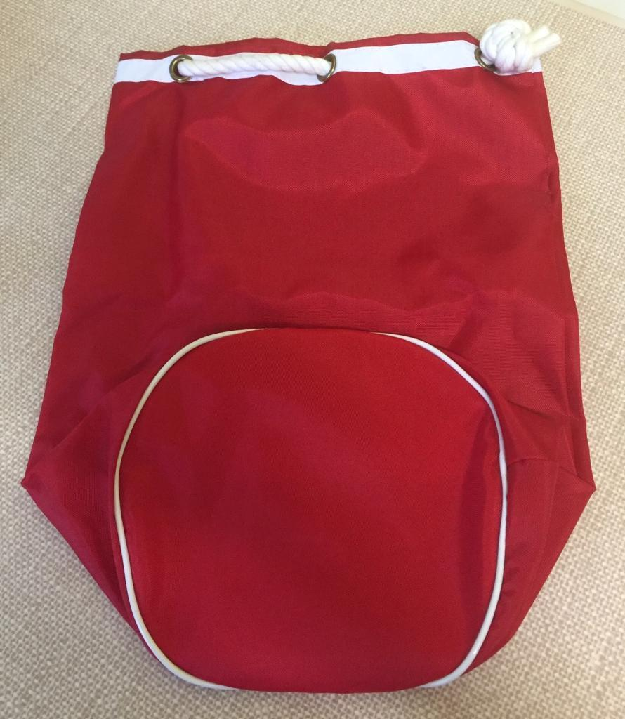 NEW Red Duffle Bag