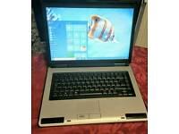 Toshiba Satellite Pro Windows 10 Laptop + Printer