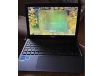 "ASUS Vivobook Laptop 4GB RAM 64GB MEMORY 11.6"" screen, Windows 10, Office included"