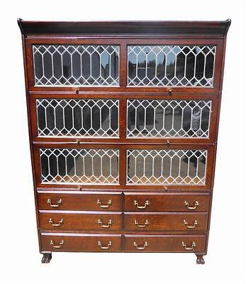 Oak Stacking Bookcase by Gunn