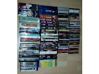 Various Dvds and Cds