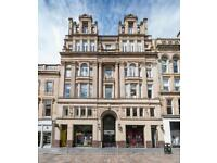 GLASGOW Business Centre, Coworking & Private Offices Available (G1)