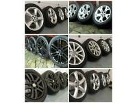 We buy your old alloy wheels! Quick and hassle free sale!