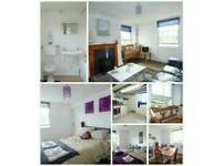 30th September 7 nights holiday cottage in Cornwall dog friendly Mevagissey