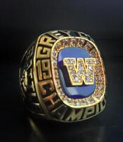 1990 Winnipeg Blue Bombers Grey Cup Championship Ring