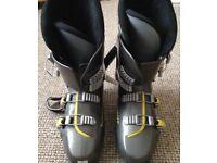 Dynafit Charcoal Men's Ski Boots Size 28 UK 9