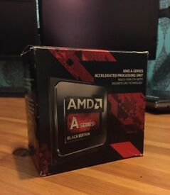 AMD A10-7870K - 4.1GHz - FM2+ Processor / R7 Series Graphics
