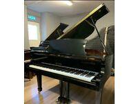 Waldstein Baby Grand Piano |Black || 🎹 Belfast Pianos 🎹 ||| Free Delivery 🚚 📦