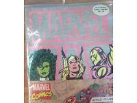 New girls 12 - 13 yrs Marvel pyjamas great gift