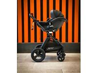 CarSeat frame and isofix