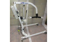 DMA DELUXE125KG FOLDING MOBILITY PATIENT HOIST -1of2