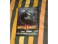 Mortal Combat 2 Sega Mega drive Game