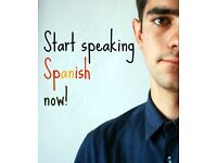 MOVING TO SPAIN? START SPEAKING SPANISH! ONLINE LESSONS, FIRST FREE