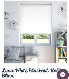 Hilary's blackout blinds