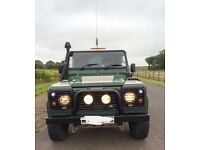 LAND ROVER DEFENDER 90 300TDI M reg, 1995. Owner for 7 years and my pride and joy
