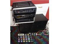 Fractal audio Axe FX II XL, Matrix Amp, Matrix Monitor and MFC 101 Mk2 Stomp Box