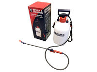 SPEAR & JACKSON GARDEN 5L PRESSURE SPRAYER