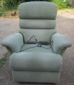 Sherborne electric rise & recline chair