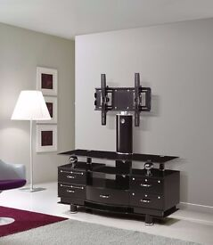 """Universal TV Stand with Bracket for 32"""" - 65"""" TV's"""