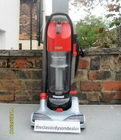 vax PET lover nano total home upright vacuum cleaner fully refurbished + 4 month warranty