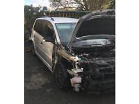 Vw touran breaking! Lots of parts for sale