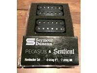Seymour Duncan Pegasus/Sentient Set