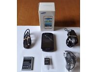 SAMSUNG GALAXY FAME GT-S6810 MOBILE PHONE. FAULTY FOR SPARES CRACKED SCREEN