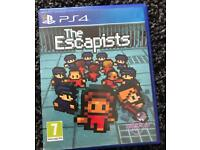 PS4 the escapist game