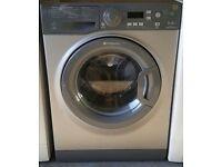 £140 Graphite Hotpoint 7KG Washing Machine – 6 Months Warranty