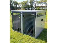 Dog Box UK Double Dog Transportation Box / Crate / Cage