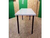 LINNMON / ADILS Table, white100x60 cm IKEA Milton Keynes #bargaincorner
