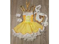 Goldilocks dress up outfit costume